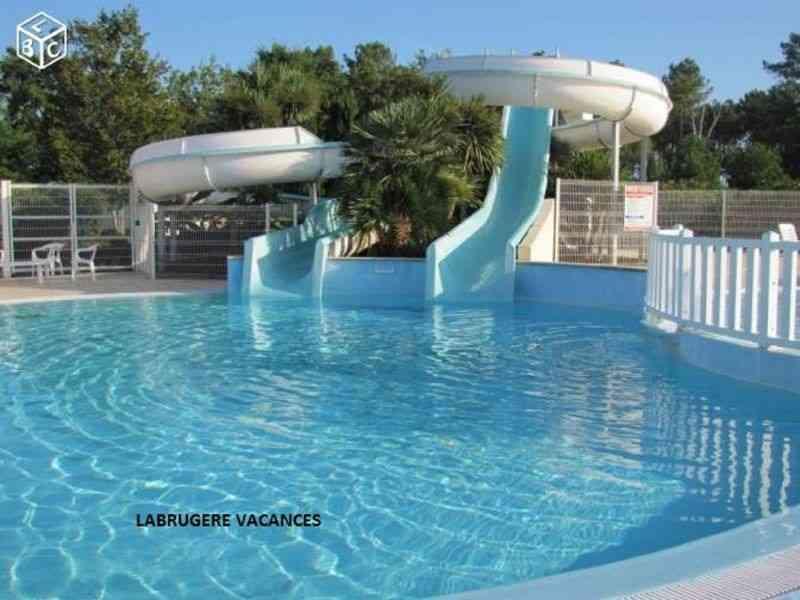 location vacances mobil home Landes