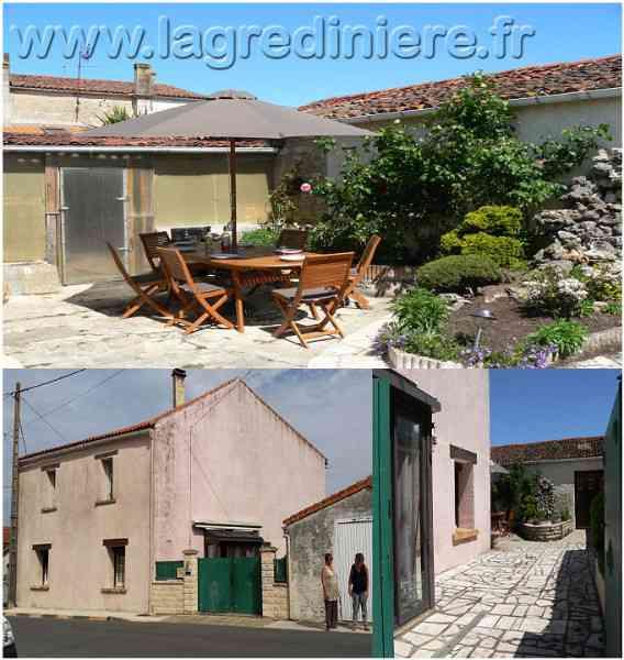 location vacances gite Charente-maritime