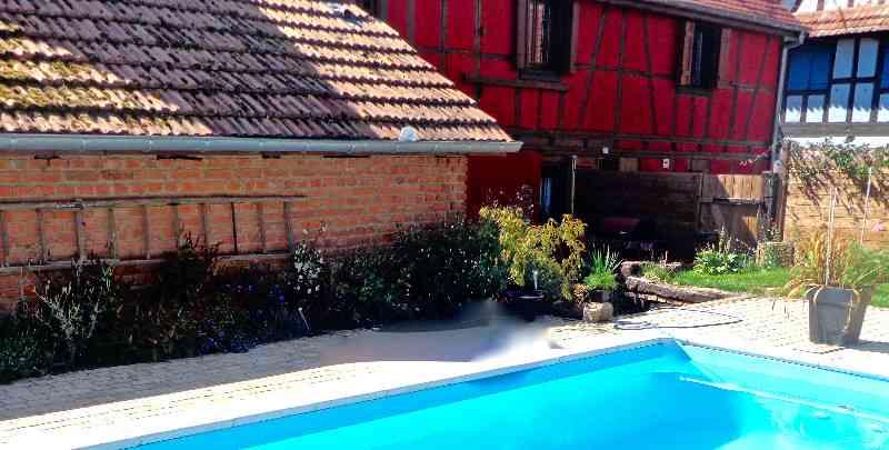 location vacances gite Bas-rhin