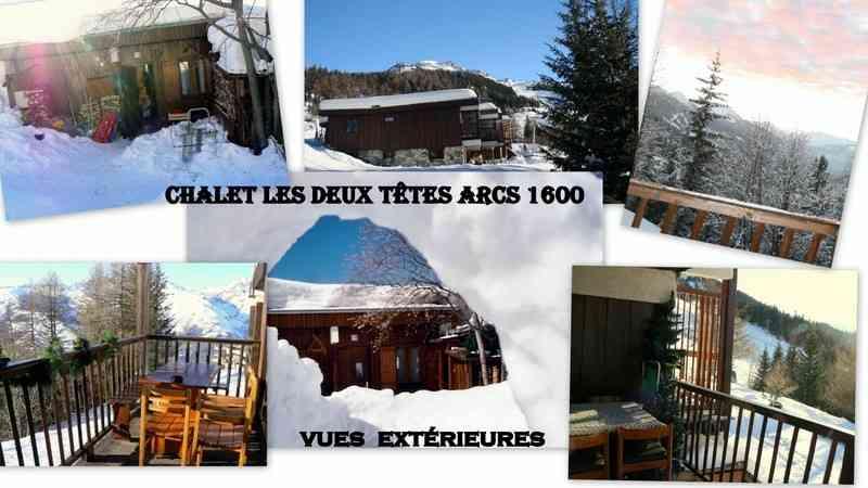location vacances maison-villa Savoie