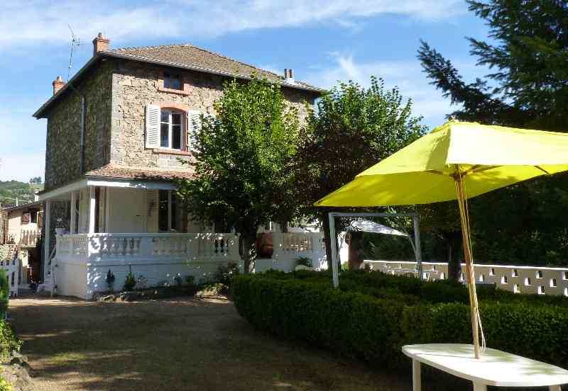 location vacances maison-villa Rhône