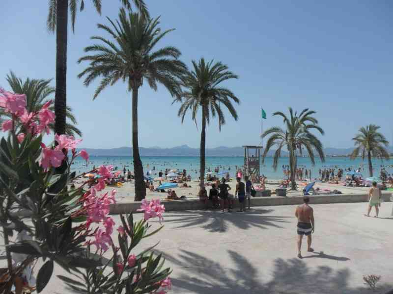 location vacances appartement  Balearic islands