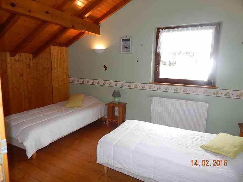 location vacances chalet Vosges