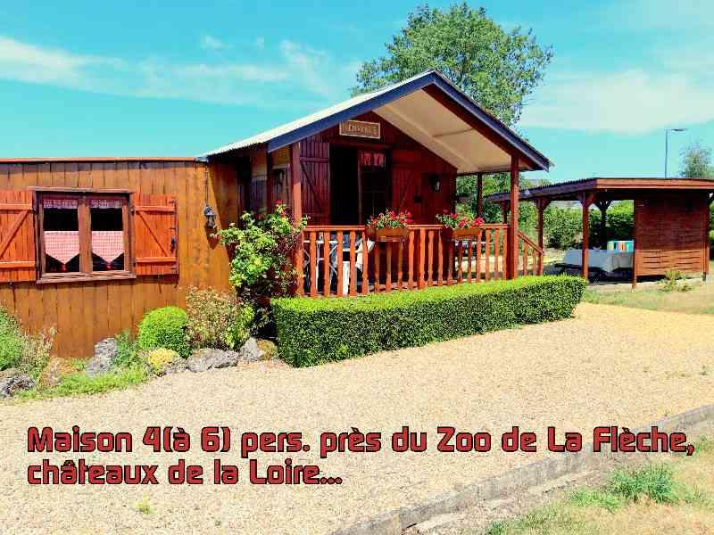 location vacances maison-villa Sarthe