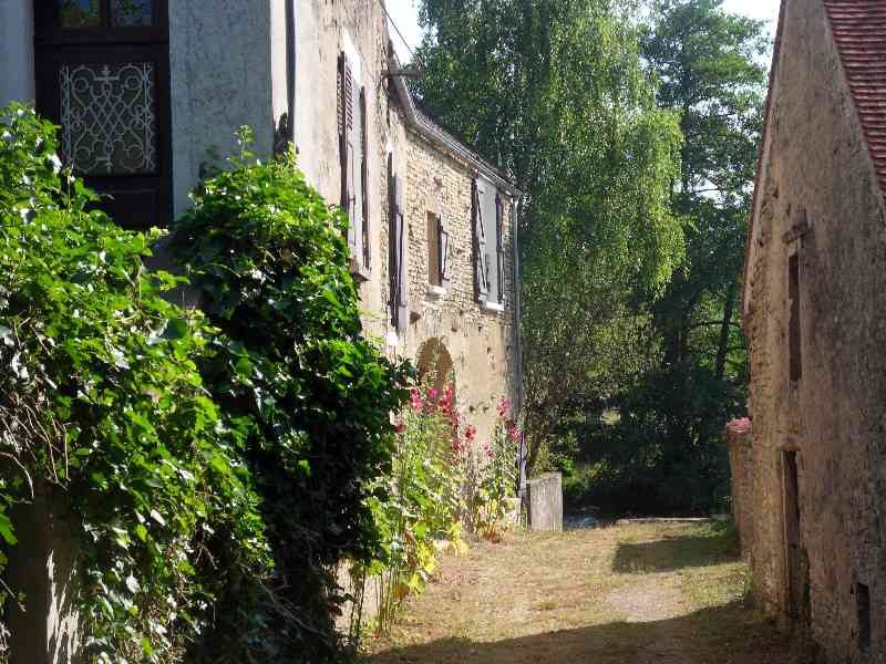 location vacances gite Yonne